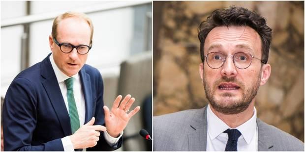 """Stade national: le ministre bruxellois Pascal Smet juge """"infantile"""" le refus du ministre flamand Ben Weyts - La Libre"""