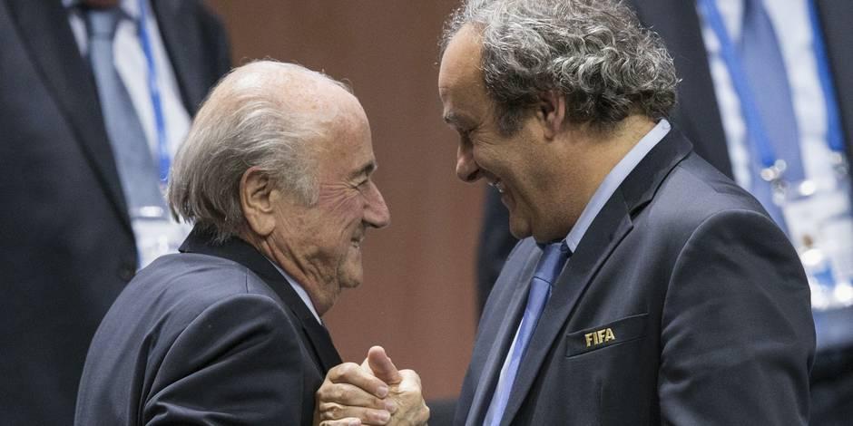 """Platini balance du lourd sur Sepp Blatter: """"Il a toujours dit que je serais son dernier scalp"""""""