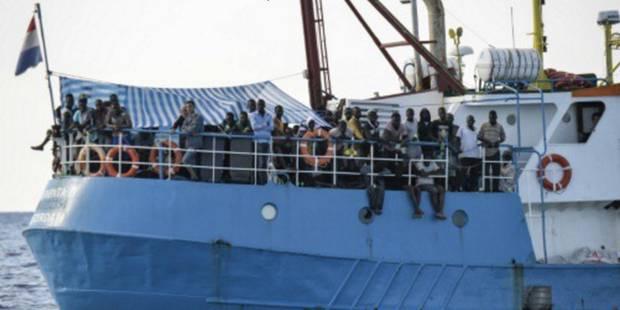 Grèce : asile incertain ou renvoi aidé, les migrants devront choisir - La Libre