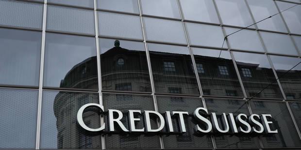"""Credit Suisse: """"plusieurs milliers de comptes"""" ouverts en Suisse """"non déclarés"""" au fisc français - La Libre"""