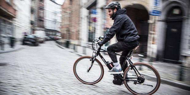 Les Wallons rouleront gratuitement sur des vélos électriques pendant un mois - La Libre