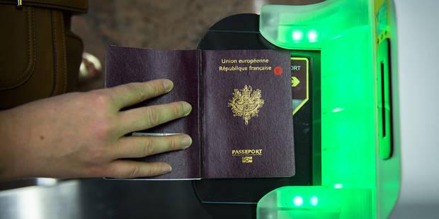 Contrôle des données passagers dans les aéroports: La Belgique est enfin prête - La Libre