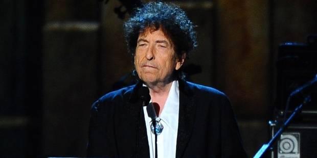 Bob Dylan à Stockholm pour recevoir son Nobel de littérature - La Libre