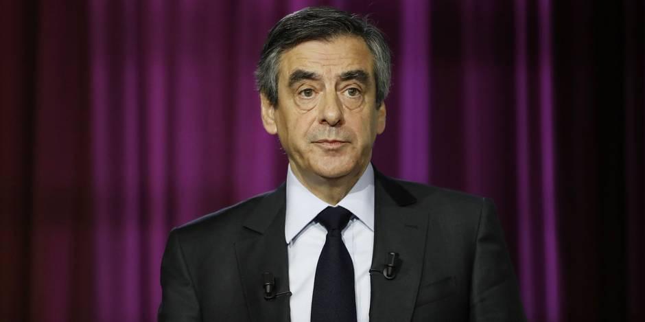 Non, en cas de défaite, François Fillon ne s'installera pas à Uccle