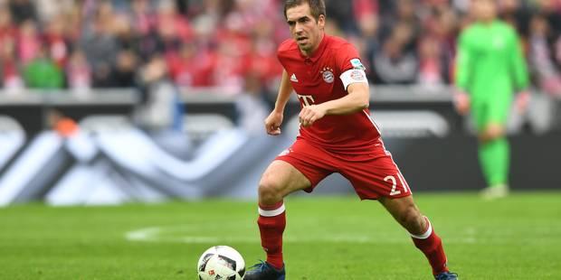 Le capitaine du Bayern Philipp Lahm met en garde contre le populisme - La Libre