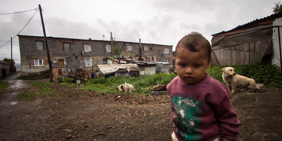 """La Roumanie doit """"rendre justice"""" aux Roms déportés par les pro-nazis"""