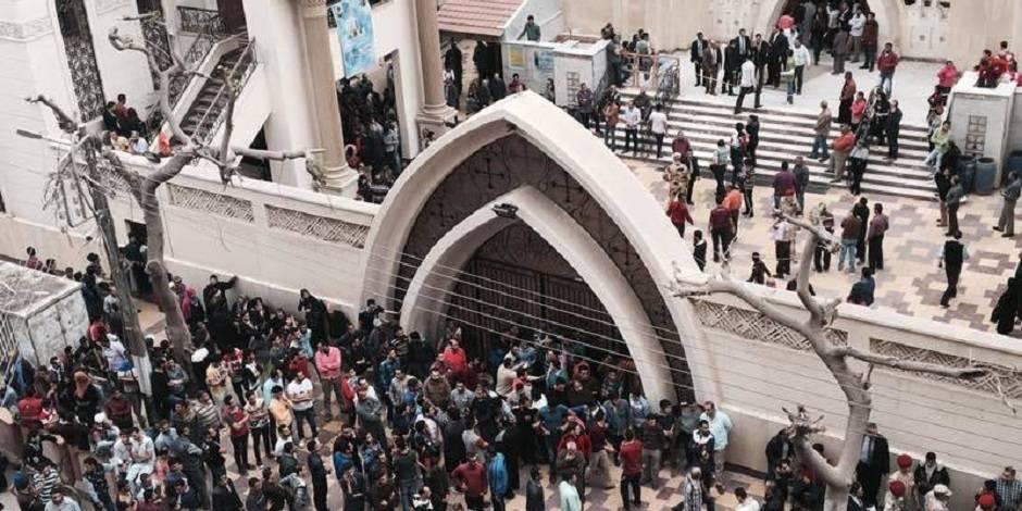 L'EI revendique les deux attentats contre des églises coptes égyptiennes: 36 morts