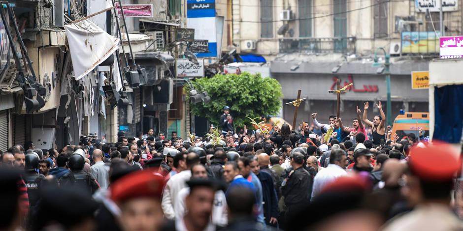 Egypte: sept sympathisants de l'EI tués, ils préparaient des attentats