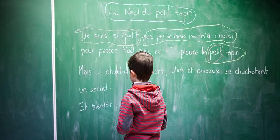 Les écoliers perdent peu à peu la maitrise de l'écriture manuscrite: A qui la faute?