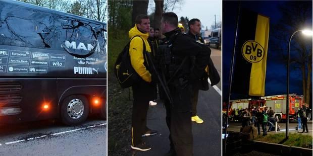 Ce que l'on sait de l'attaque du bus de Dortmund (PHOTOS et VIDEO) - La Libre