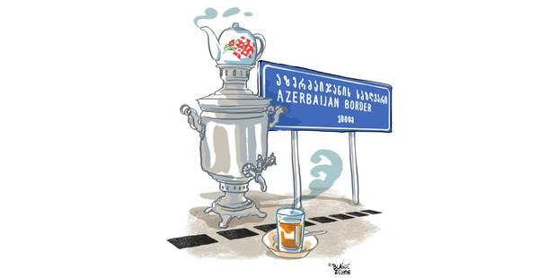 Vous vous êtes illégalement rendus au Haut-Karabakh (OPINION) - La Libre