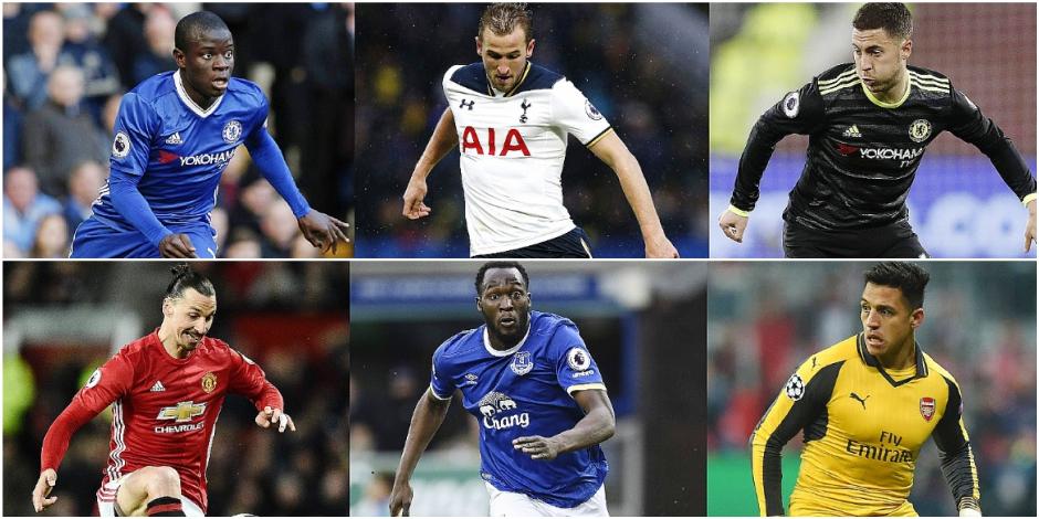 Qui sera le joueur de l'année en Angleterre? (INFOGRAPHIES) - La Libre
