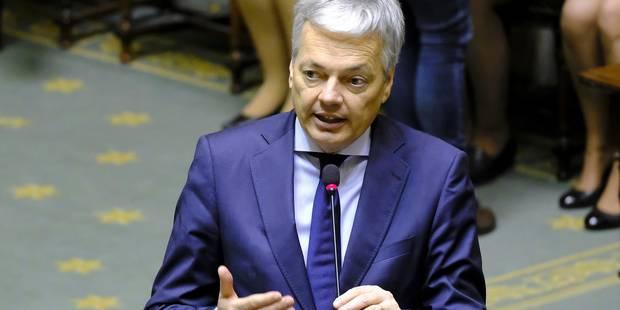 """Reynders: """"Le rétablissement de la peine de mort constitue une ligne rouge"""" en Turquie - La Libre"""