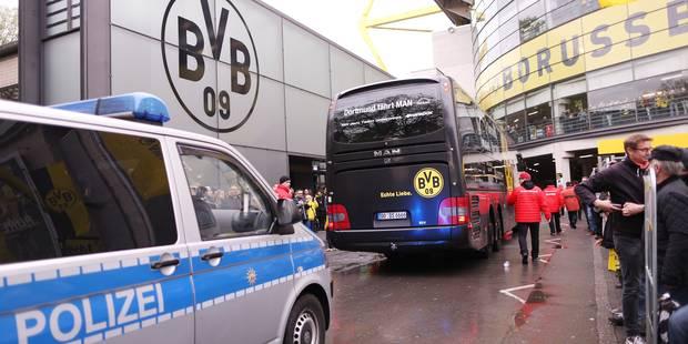 Attentat contre l'équipe de foot de Dortmund: Trois explosions, trois revendications - La Libre