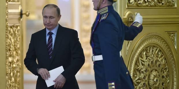 Moscou a tenté d'influencer des conseillers de Trump pendant l'élection - La Libre