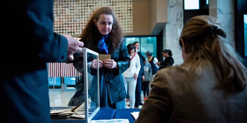 Présidentielle: Les Français d'Amérique aux urnes en avance pour voter utile