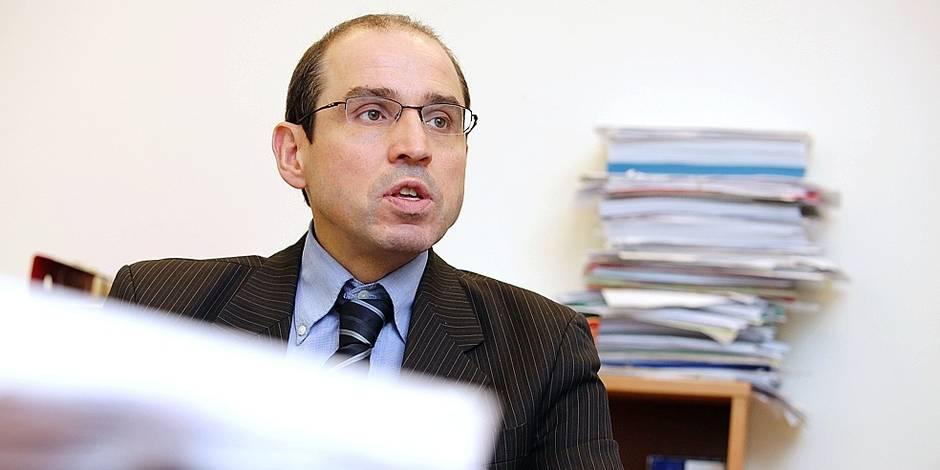 Pascal Delwit, politilogue a l'ULB