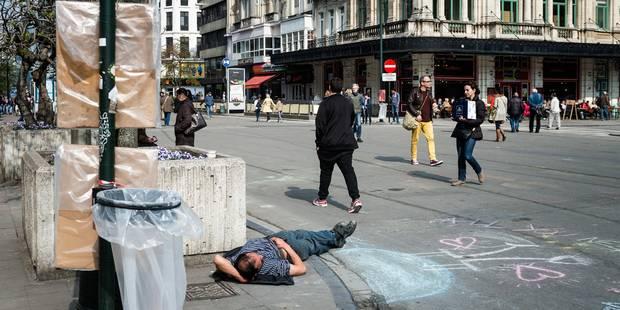 Piétonnier à Bruxelles : les habitants et commerçants du centre ne se sentent pas écoutés - La Libre
