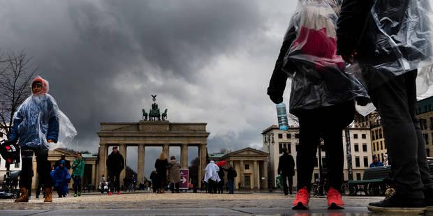 La police allemande ouvre le feu dans un hôpital de Berlin, un blessé - La Libre