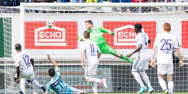 Gand et Anderlecht se neutralisent (0-0), les Mauves gardent 5 points d'avance au classement - La Libre