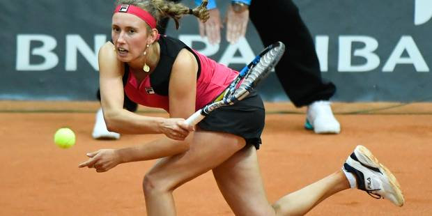 Tennis : Svitolina prive Elise Mertens du titre à Istanbul, Nadal empoche sa dixième victoire à Barcelone - La Libre