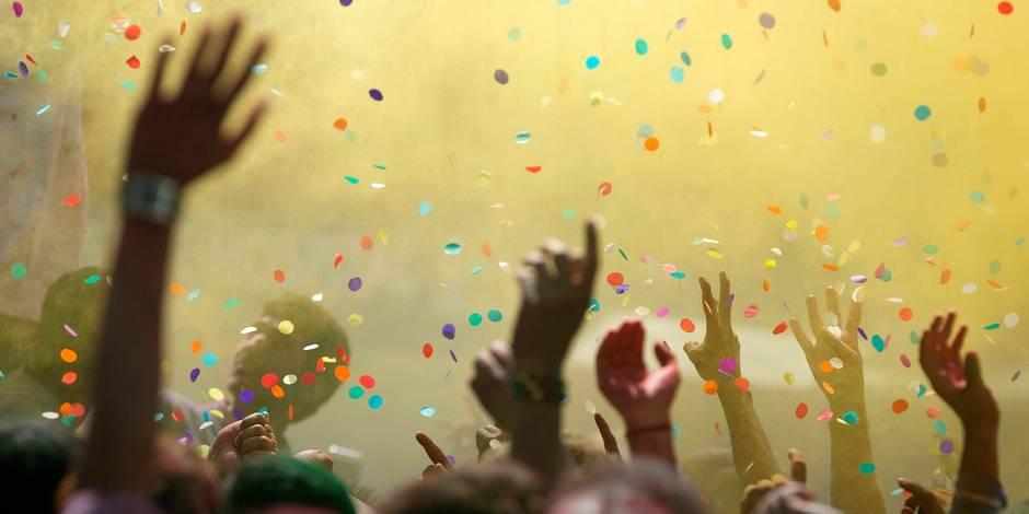 Grave intoxication au Holi Colors Festival d'Alleur !
