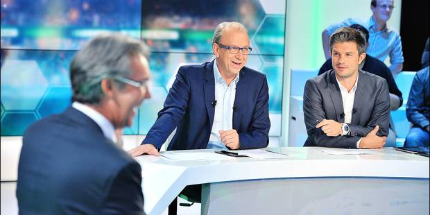 Voo et Telenet conservent les droits du foot belge - La Libre