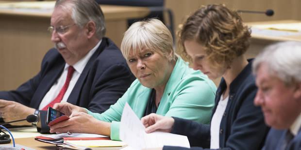 Qui remplacera Isabelle Simonis au PS liégeois? - La Libre