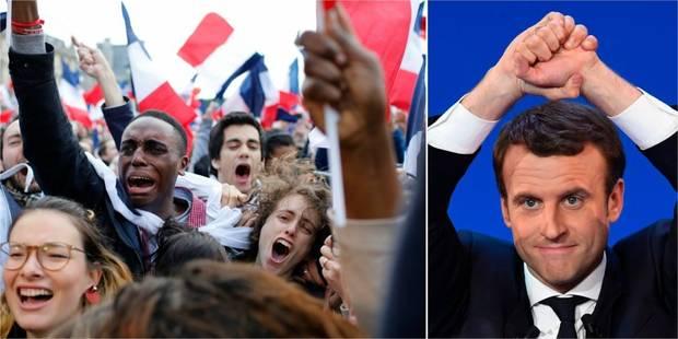 Macron président: les réactions des politiques en France et dans le monde - La Libre