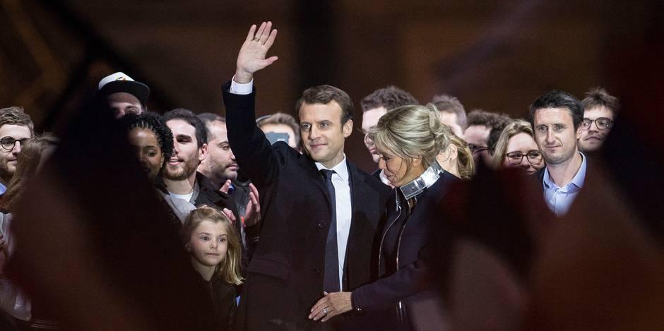 Edito: comparer Macron à Napoléon, Kennedy, Trudeau, Giscard? - La Libre