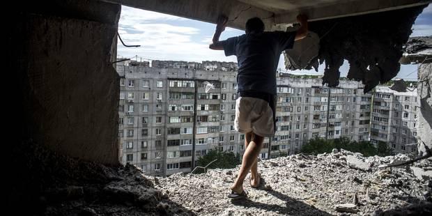 Ukraine: vaincre les blessures de la guerre par le sport - La Libre