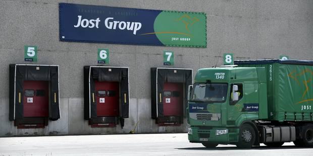 Dumping social: le patron d'un groupe de transport routier belge sous les verrous - La Libre