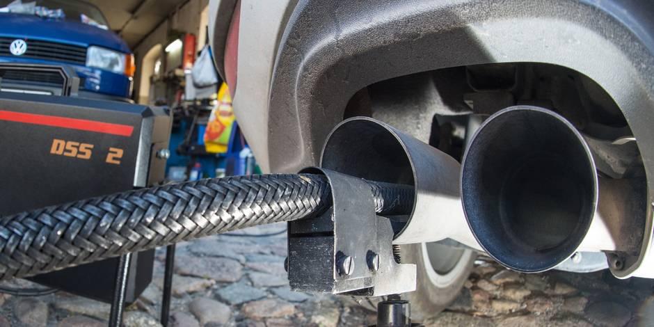 Tricherie antipollution: déjà 4,7 millions de véhicules adaptés