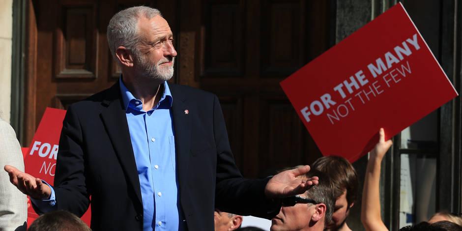 Royaume-Uni: Le Labour se débrouille pour faire parler de ses choix politiques - La Libre