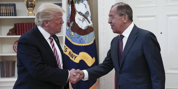 """Russie-Ukraine: """"Faisons la paix!"""", tweete Donald Trump - La Libre"""
