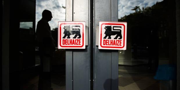 Wemmel: La police ouvre le feu contre des voleurs dans un Delhaize - La Libre