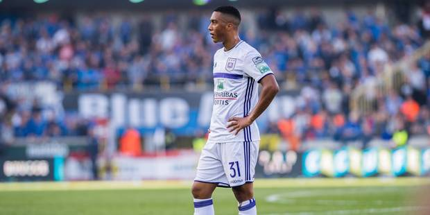 Tielemans oublie d'offrir le titre à Anderlecht - La Libre