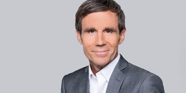 David Pujadas débarqué du 20 heures de France 2, Anne-Sophie Lapix devrait le remplacer - La Libre