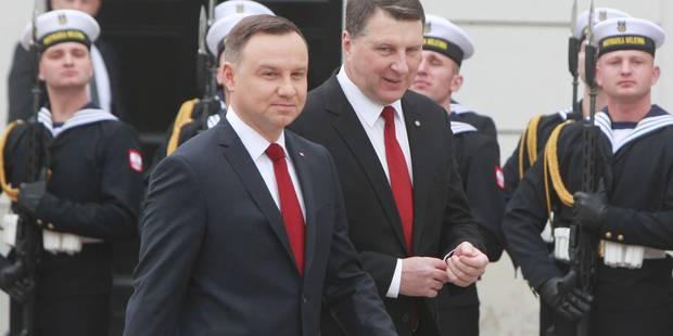 L'Union et Varsovie se redonnent une chance - La Libre