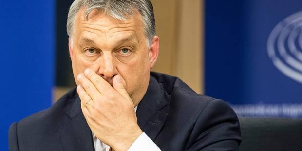 Le Parlement européen veut lancer des sanctions contre la Hongrie - La Libre