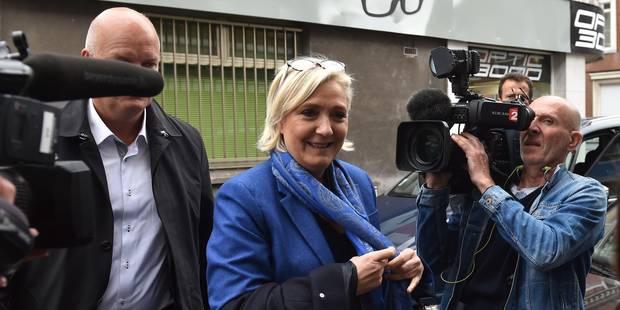 """""""Non, Marine Le Pen n'a pas perdu les élections"""" (CHRONIQUE) - La Libre"""