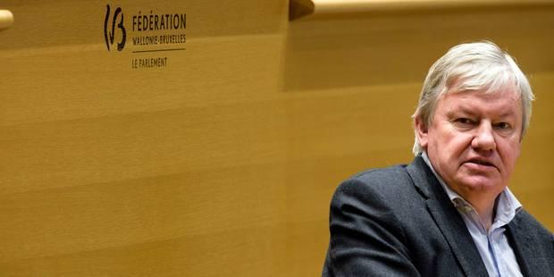 Marcourt refinance son décret Paysage - La Libre