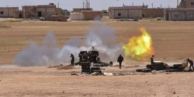 Syrie: L'armée syrienne dit avoir tué le chef militaire de l'EI - La Libre