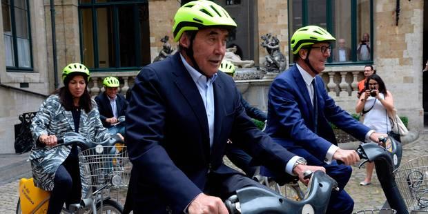Pourquoi Woluwé St-Pierre, la commune d'Eddy Merckx, compte sur le passage du Tour 2019 - La Libre