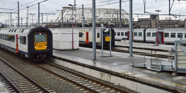 SNCB : pas encore de service minimum sur le rail à la rentrée - La Libre