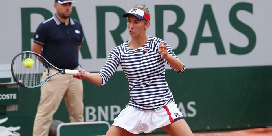 Roland Garros: Venus Williams élimine Mertens en deux sets