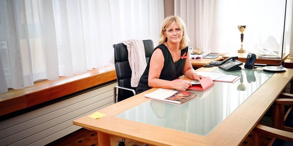 Bruxelles - Pascale Pereita - CPAS - article 60
