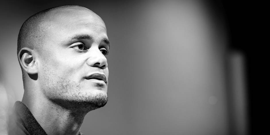 Belgium's Vincent Kompany talks to the press after a training of Belgian national soccer team Red Devils, Friday 02 June 2017, at the Belgian Football Center in Tubize. Belgium plays a friendly game against Czech Republic on 05 June and a World Cup 2018 qualifier in Estonia. BELGA PHOTO BRUNO FAHY