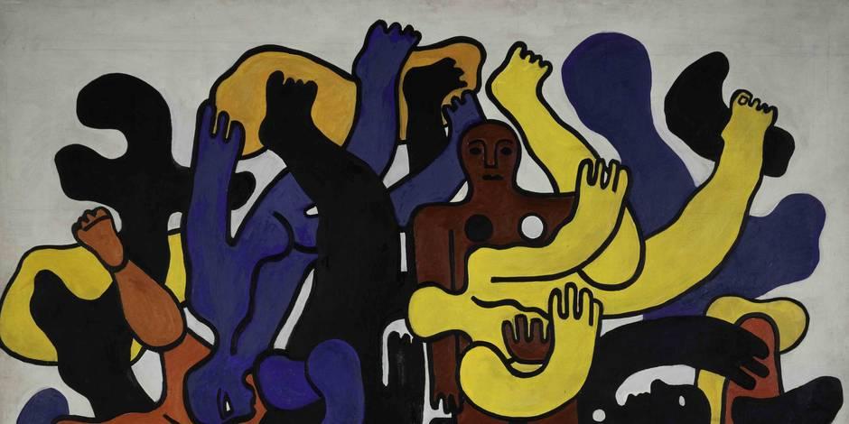 """Grande expo Fernand Léger, """"le Beau est partout"""""""