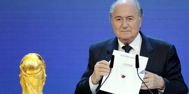 Qatar: L'organisation de la Coupe du monde 2022 n'est pas remise en cause - La Libre